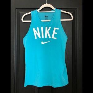 Nike muscle tank small